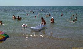 Судак - море и берег - всё отличное! - увеличить